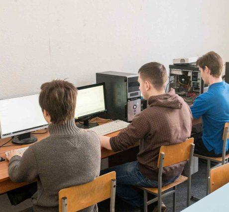Лабораторія інформаційних технологій