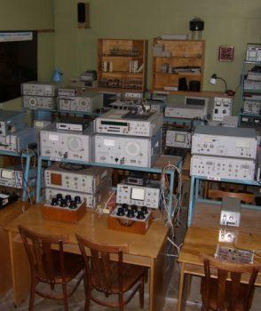 Лабораторія електроніки та схемотехніки