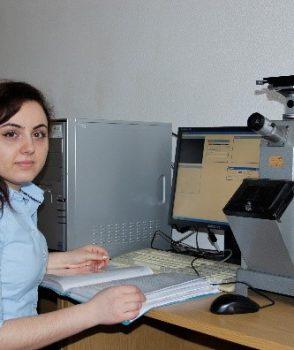 Лабораторія інформаційних вимірювальних технологій визначення та контролю властивостей матеріалів