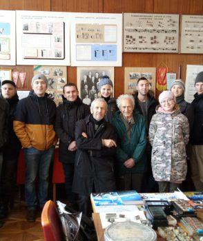 Екскурсія до НДІ електромеханічних приладів