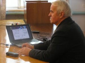 Лекція з сертифікації в рамкам міжнародного проекту